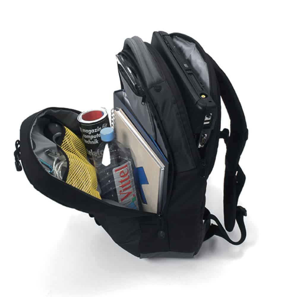 Dicota Backpack Mission XL, 15.6 t/m 17.3 inch N14518N