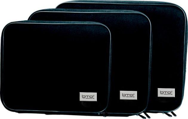 BTO Sleeve / Second skin, schokbestendige beschermhoes (t/m 15.6 inch)