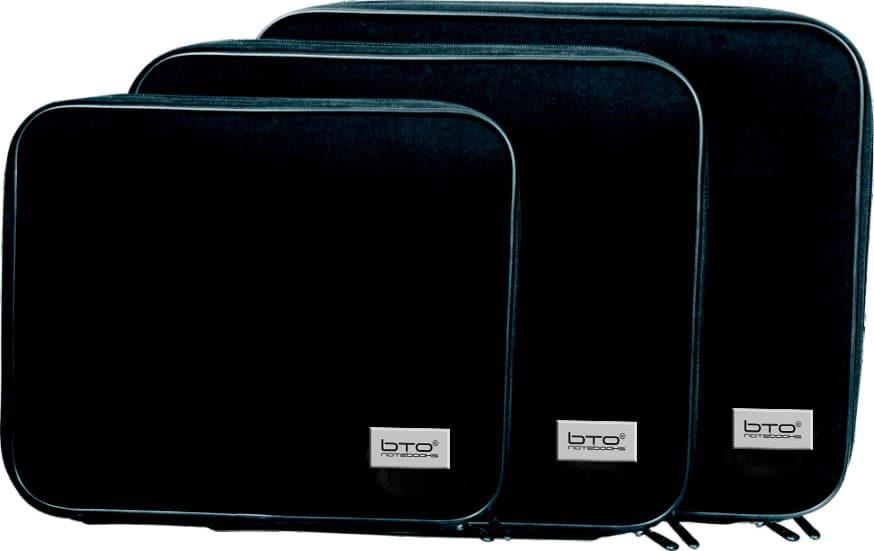 BTO Sleeve / Second skin, schokbestendige beschermhoes (t/m 17.3 inch)