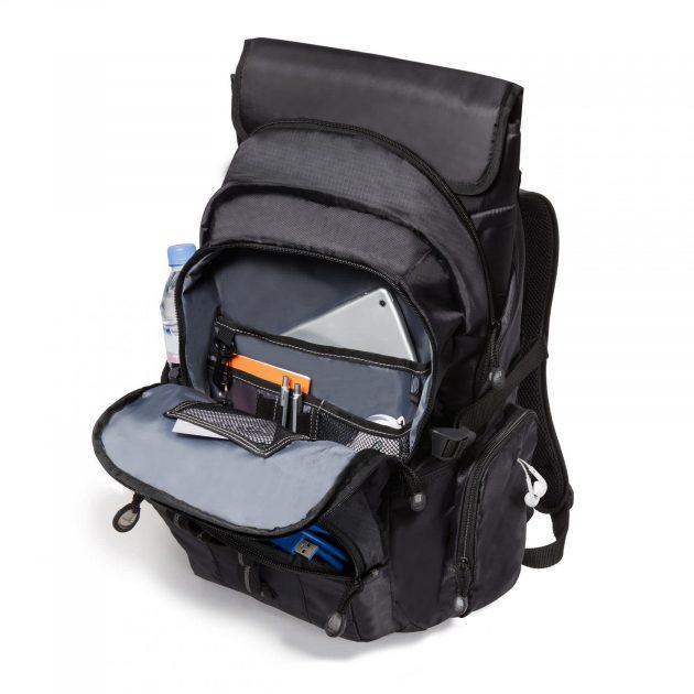 Dicota Backpack Universal, zwart 14 t/m 15.6 inch (D31008)