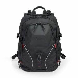Dicota E-Sports Backpack, zwart 15 t/m 17.3 inch D31156