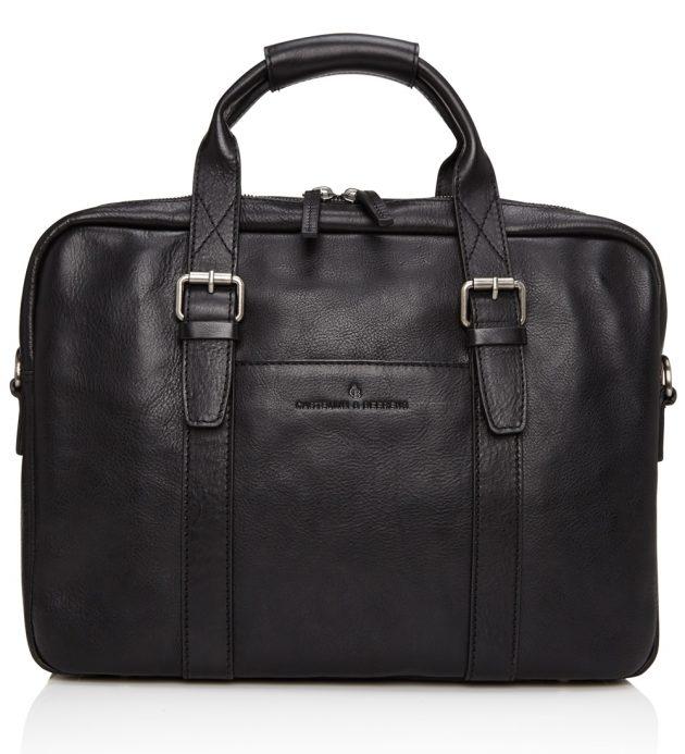 Castelijn & Beerens Bravo laptoptas, zwart (639484 ZW)