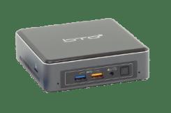 BTO NUC Intel Mini PC klein