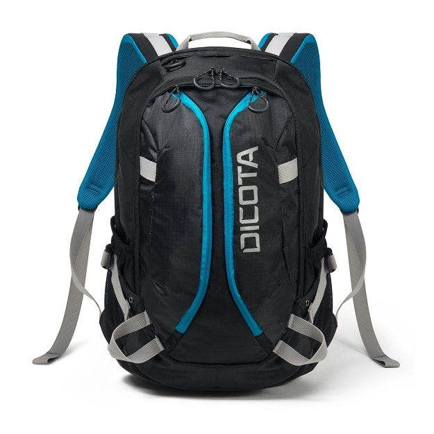 Dicota rugzak: Backpack Active blauw 15 t/m 17.3 inch, D31223