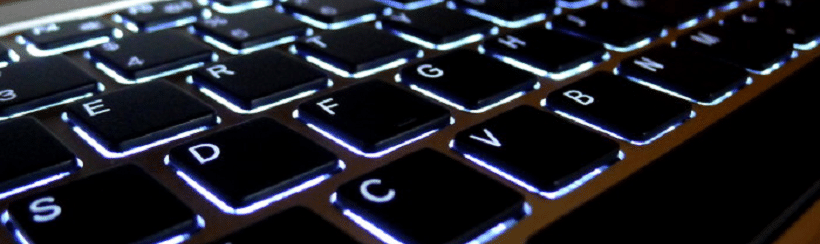 single-color-backlit-keyboard