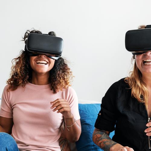 Virtual Reality Laptops