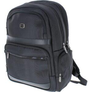 BTO Luxe rugtas t/m 17.3 inch Laptop (Zwart)