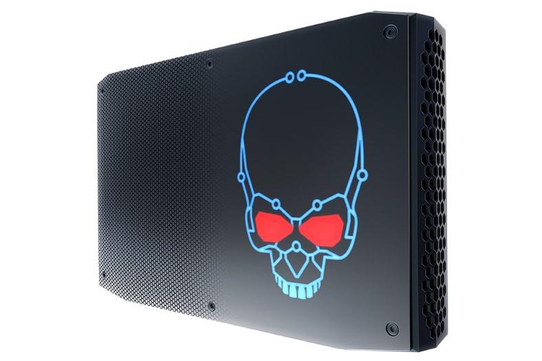 BTO NUC Intel Radeon RX