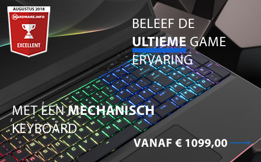 BTO Gaming laptop 15CL872