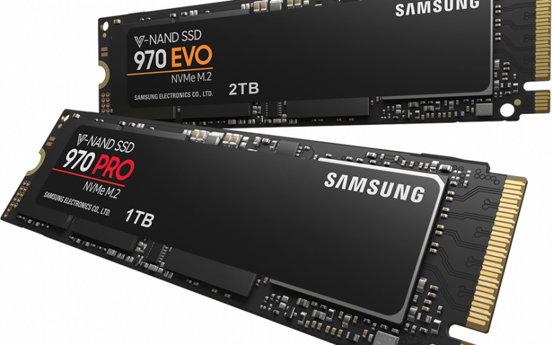 SAMSUNG EVO 970 PLUS SSD