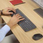 Zuinig keyboard